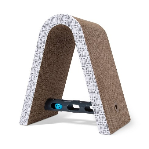 A-Frame Corrugate Cat Scratcher - Boots & Barkley™ - image 1 of 4