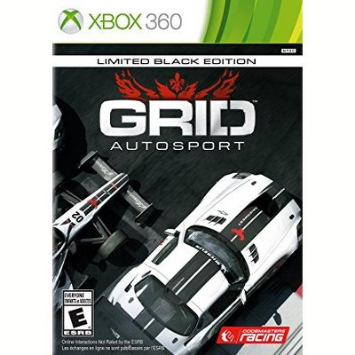 GRID Autosport Black Edition - Xbox 360