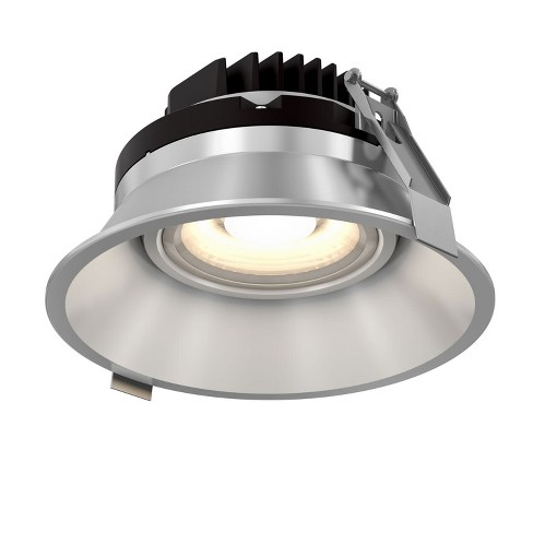 """DALS Lighting RGM6-3K Recessed Gimbal 6"""" LED Adjustable Recessed Fixure - 3000K & 1270 Lumens - image 1 of 1"""