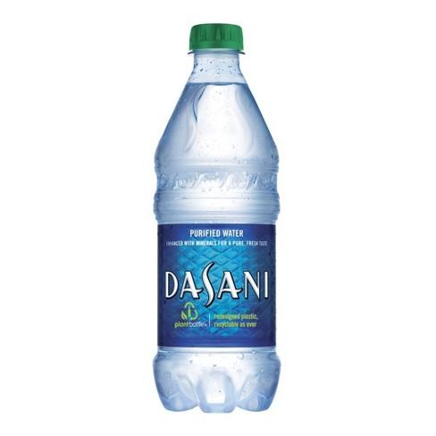 Dasani Purified Water - 20 fl oz Bottle - image 1 of 4