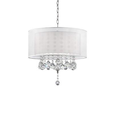 """OK Lighting 19""""H Moiselle Ceiling Lamp"""