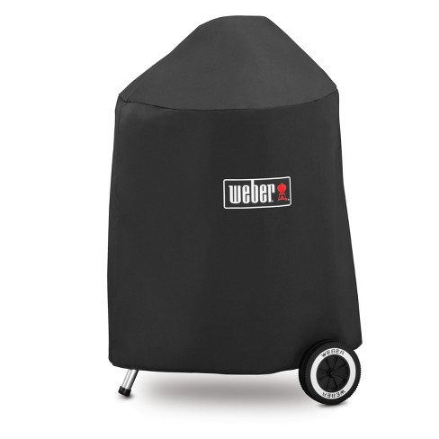 Weber® 18 inch Charcoal Grill Cover with Storage Bag - image 1 of 3