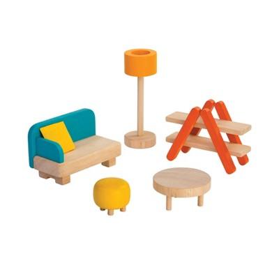 PlanToys Living Room