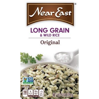 Near East Original Long Grain & Wild Rice Blend - 6oz