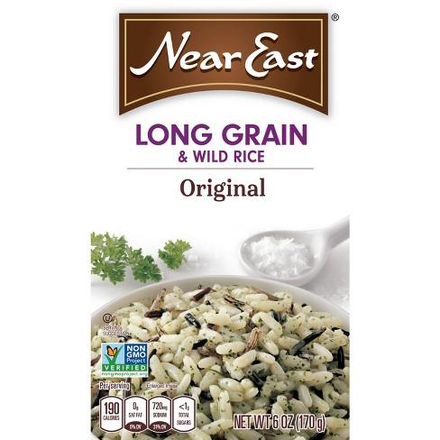 Near East Original Long Grain & Wild Rice Blend - 6oz - image 1 of 4