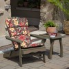 Clarissa Tropical Adirondack Chair Cushion Ruby - Arden Selections - image 2 of 3
