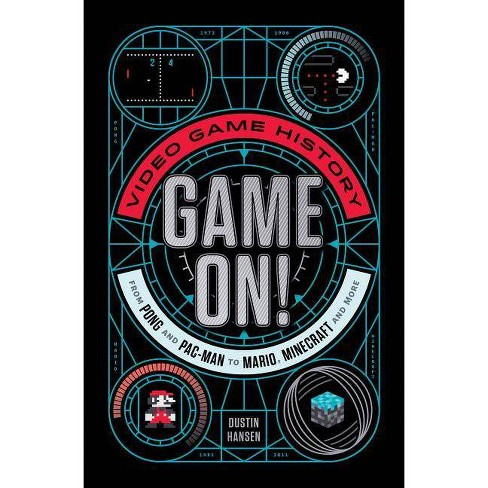 Game On! - (Game on) by  Dustin Hansen (Hardcover) - image 1 of 1