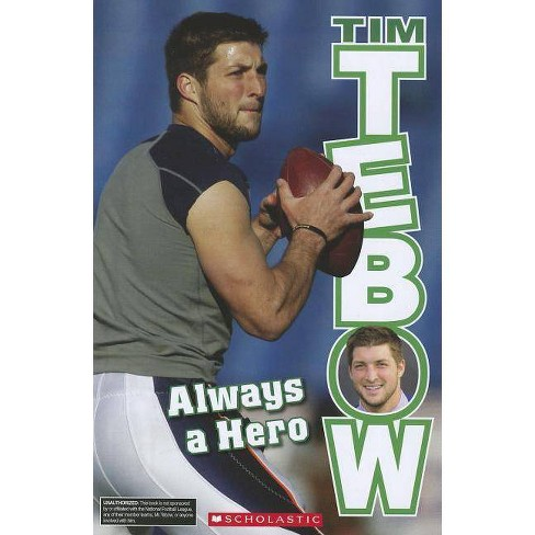 Tim Tebow - by  Tim Polzer (Paperback) - image 1 of 1