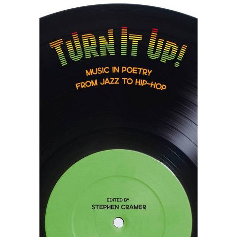 Turn It Up! - by  Stephen Cramer (Paperback) - image 1 of 1