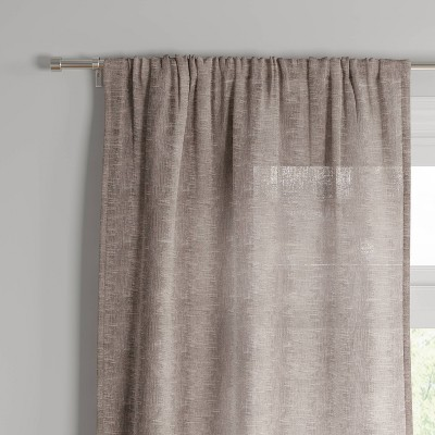 Richter Clipped Sheer Window Curtain Panel - Project 62™