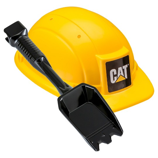 Kid Trax CAT 6V Quad Ride On - Yellow image number null