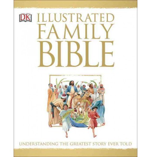 Illustrated Family Bible (Hardcover) - image 1 of 1