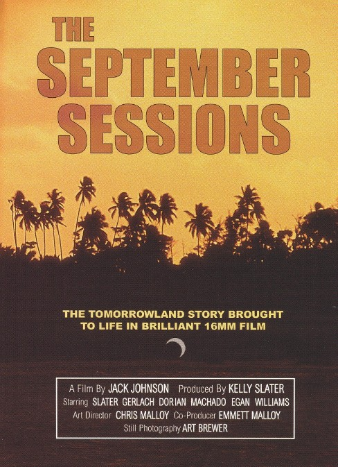 September sessions (DVD) - image 1 of 1