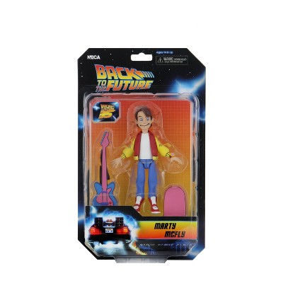 """Back to the Future - 6"""" Scale Action Figure - Toony figure """"Marty"""""""