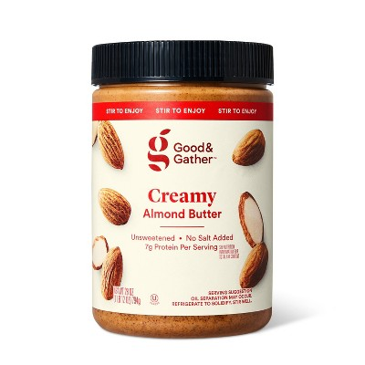 Stir Creamy Almond Butter 28oz - Good & Gather™