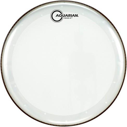 Aquarian Focus-X Clear Snare Drum Head - image 1 of 1