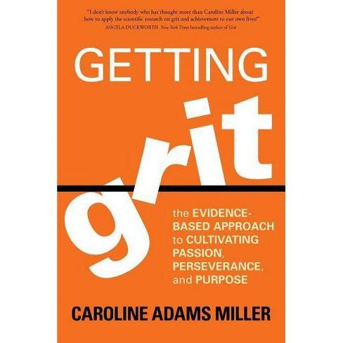 Getting Grit - by  Caroline Miller (Paperback) - image 1 of 1