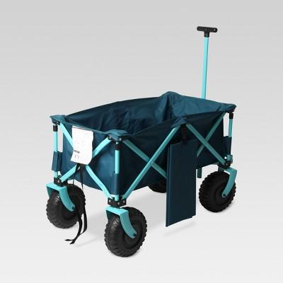 Beach Wagon - Navy/Teal