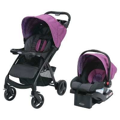 Graco® Verb Click Connect Travel System - Turner