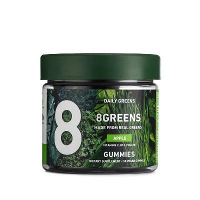 8Greens Daily Greens Gummies - 50ct