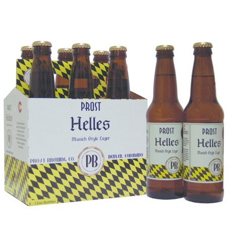 Prost® Helles Munich Style Lager - 6pk / 12oz Bottles - image 1 of 1