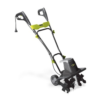 Sun Joe 14 Amp 16'' Electric Garden Tiller/Cultivator with 5.5'' Wheels