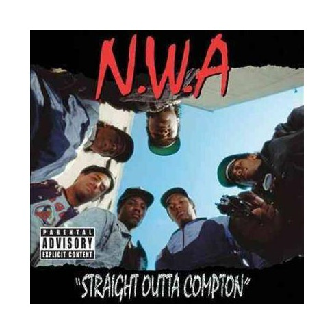 N.W.A - Straight Outta Compton (CD) - image 1 of 1