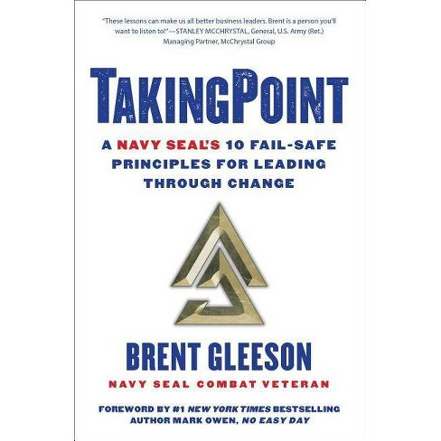 Takingpoint - by  Brent Gleeson (Hardcover) - image 1 of 1