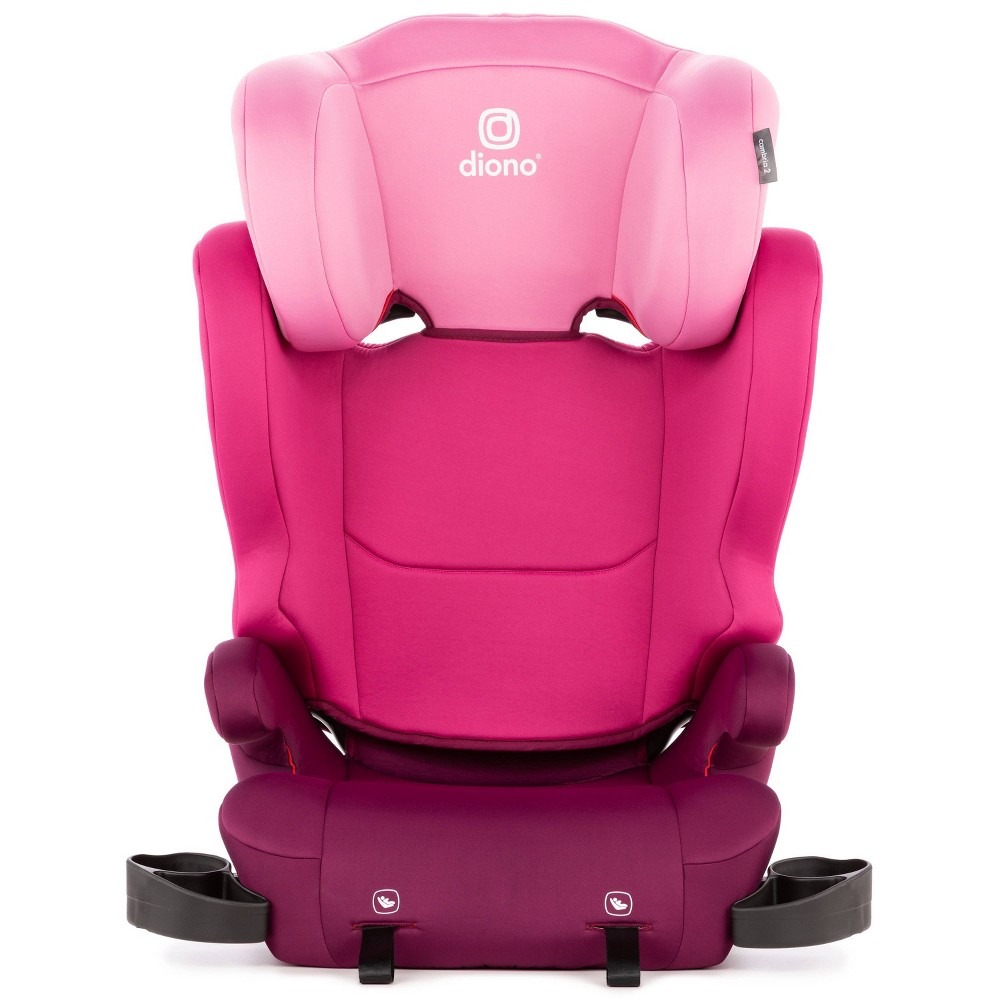 Image of Diono Cambria 2 Booster Car Seat - Pink