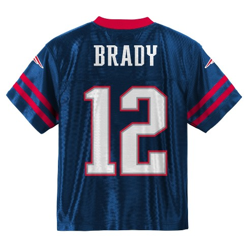 New England Patriots Boys' Player Jersey - image 1 of 2