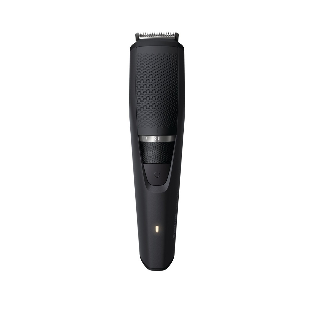 Image of Philips Norelco Series 3000 Beard & Hair Men's Rechargeable Electric Trimmer - BT3210/41
