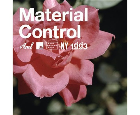 Glassjaw - Material Control (CD) - image 1 of 1