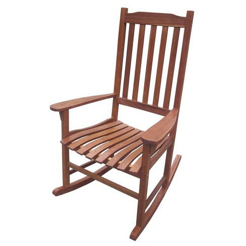 Traditional Rocking Chair - Oil Based Stain - Merry Products - image 1 of 6
