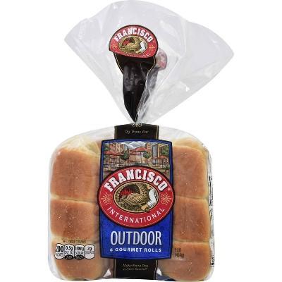 Francisco Outdoor Gourmet Rolls - 16oz