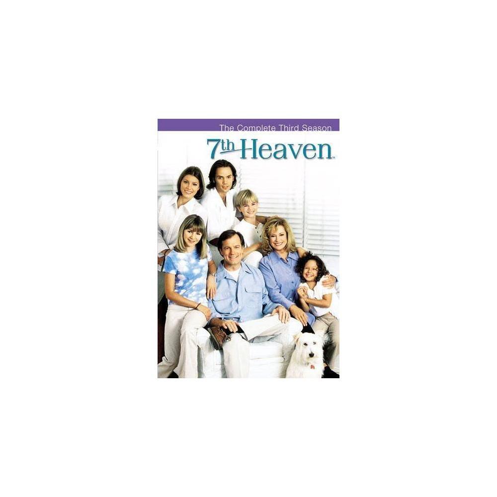7th Heaven The Complete Third Season Dvd 2006