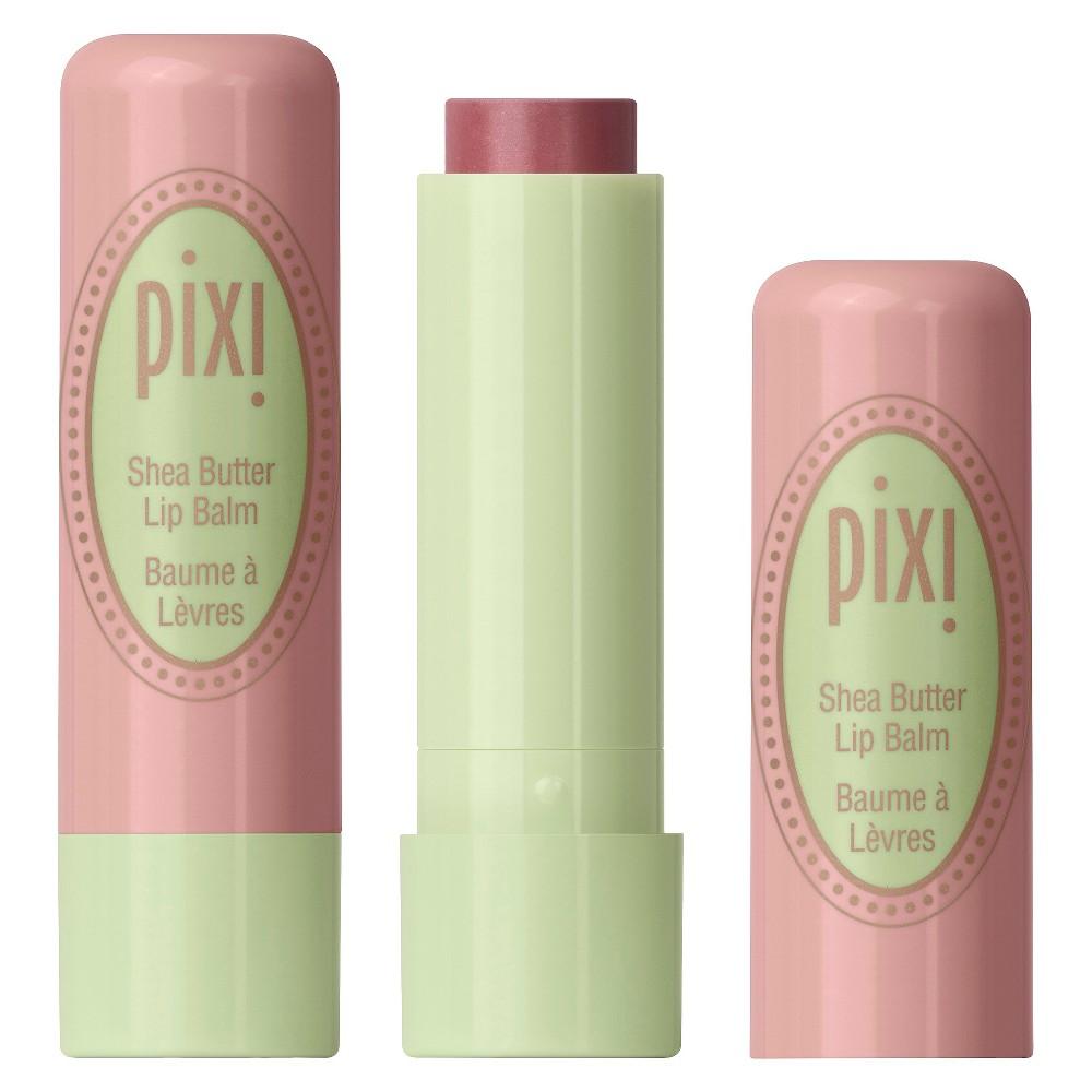 Pixi Shea Butter Lip Balm Natural Rose - 0.141oz