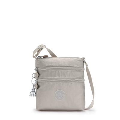 Kipling Alvar Extra Small Metallic Mini Bag