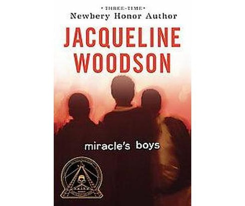 Miracle's Boys (Reprint) (Paperback) (Jacqueline Woodson) - image 1 of 1