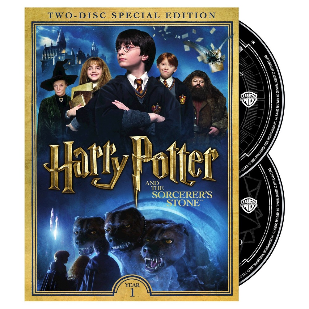 Harry Potter and the Sorcerer's Stone (2-Disc Special Edition) (Dvd)