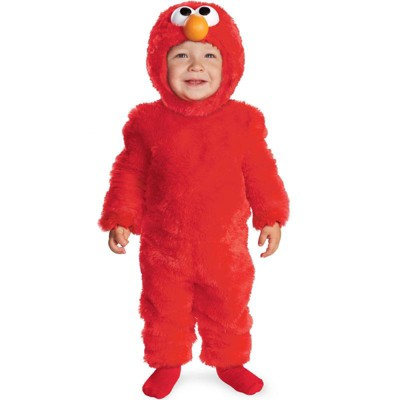 Sesame Street Light Up Elmo Toddler Costume