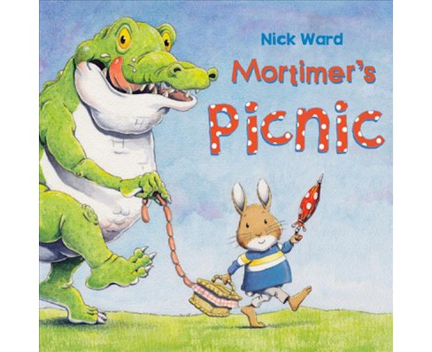 Mortimer's Picnic -  by Nick Ward (Paperback) - image 1 of 1