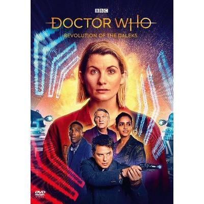 Dr. Who: Revolution of the Daleks (DVD)(2021)