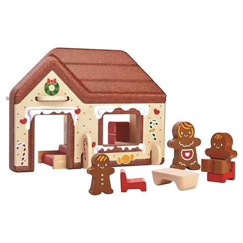 PlanToys Gingerbread House - image 1 of 1