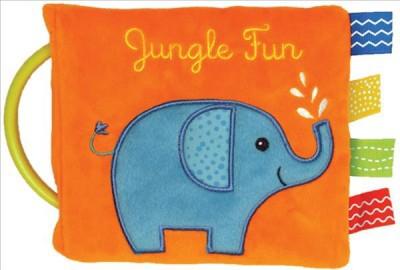Jungle Fun - RAGBK (Flip Flap Activity Cloth Books)(Hardcover)