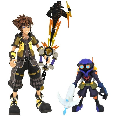 Diamond Select Kingdom Hearts 3 Series 2 Action Figure | Guardian Form Sora