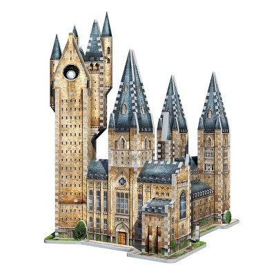 Wrebbit Harry Potter Hogwarts Astronomy Tower 3D Puzzle 875pc
