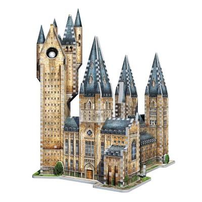 Wrebbit Harry Potter Hogwarts Astronomy Tower 3D Puzzle 875pc