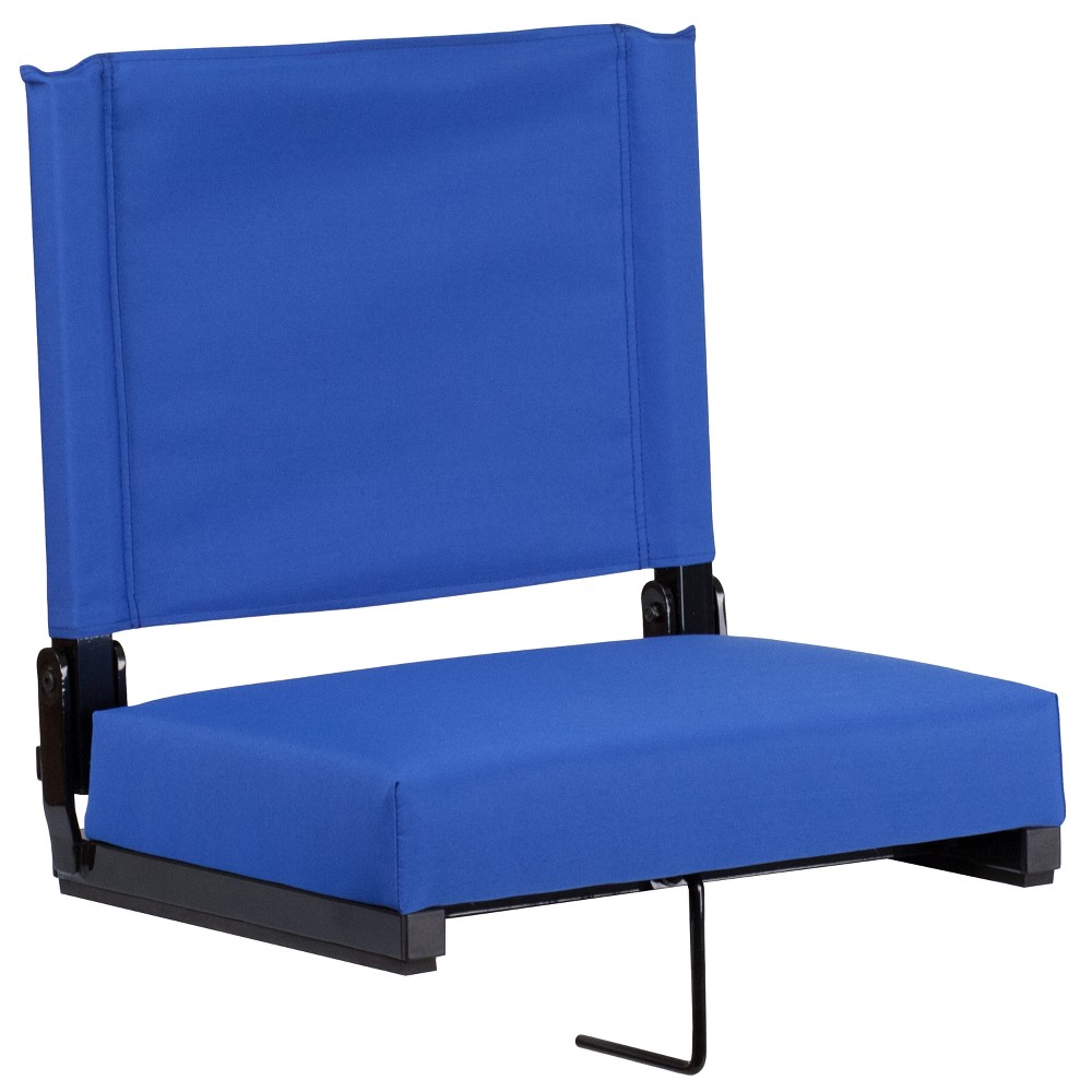 Riverstone Furniture Collection Stadium Chair Blue
