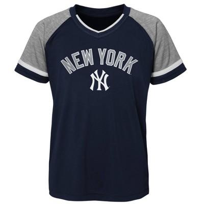 MLB New York Yankees Boys' Pullover Jersey