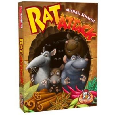 Rat Attack Board Game